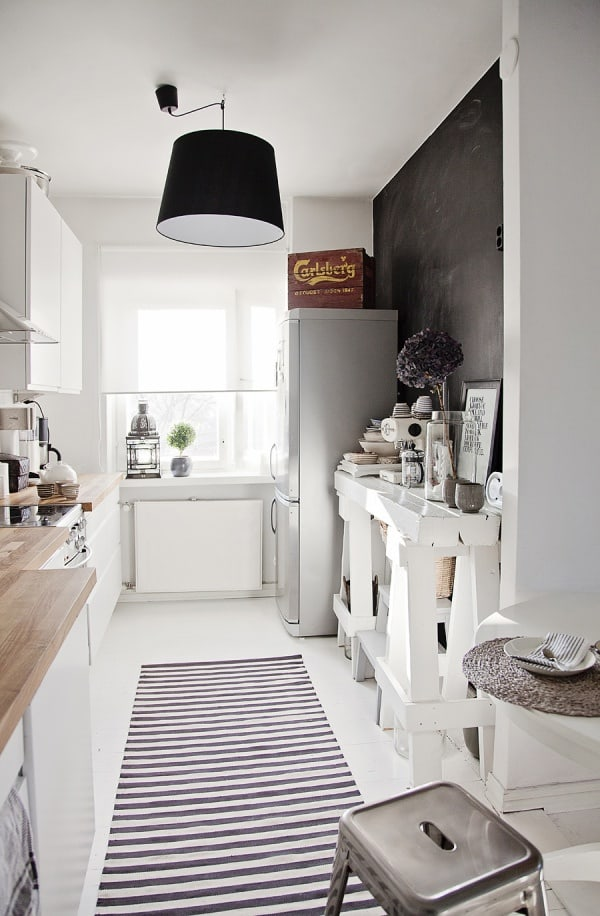 60 chic scandinavian kitchen designs for enjoyable cooking for 60s kitchen ideas