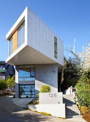 Contemporary Seattle Residence-01-1 Kindesign