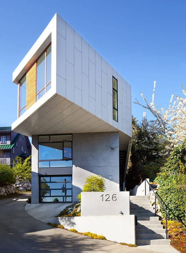 featured posts image for Seattle pad maximizes amazing views: Phinney Ridge Modern