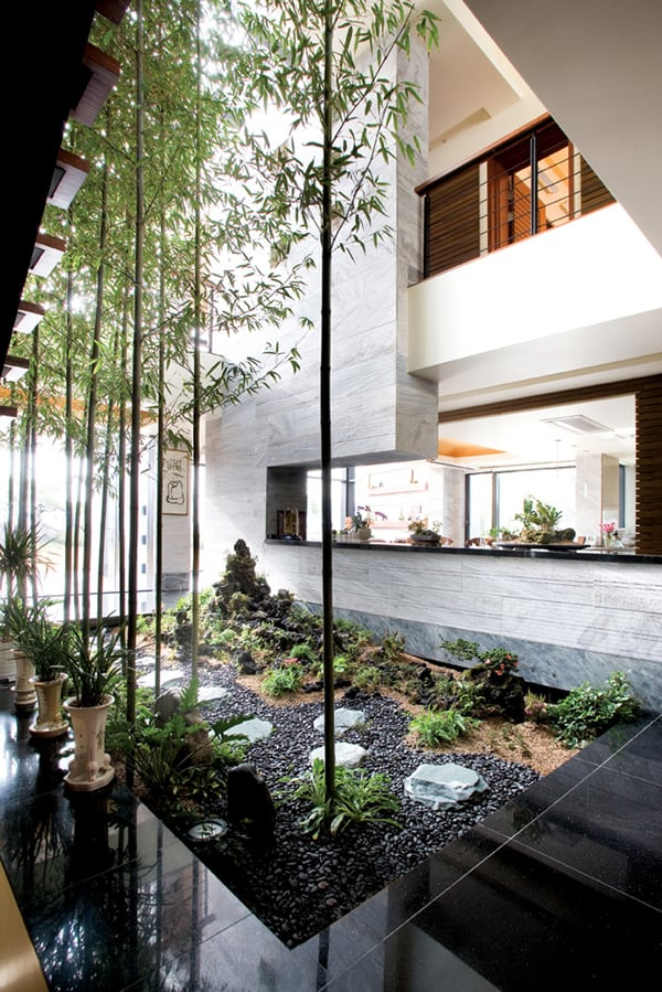 featured posts image for 58 Most sensational interior courtyard garden ideas