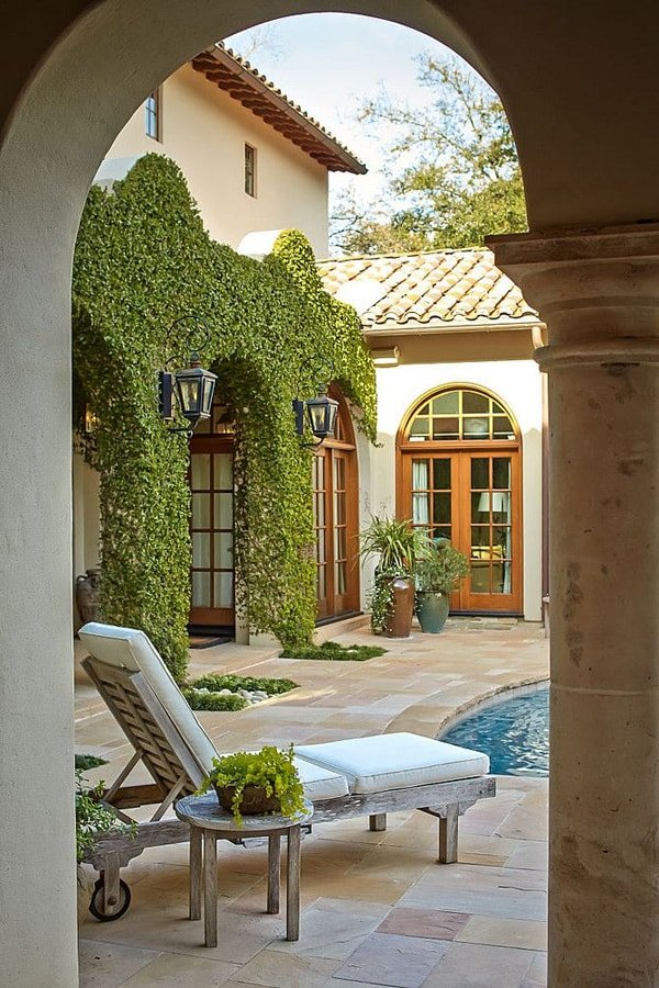 58 most sensational interior courtyard garden ideas for Interior courtyard designs ideas