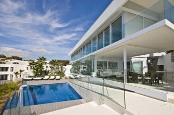Mallorca Gold luxury waterfront villa in Spain