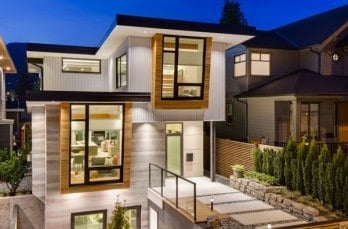 Striking net-zero design in North Vancouver: Midori Uchi