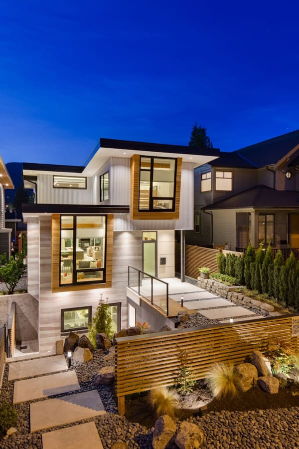 featured posts image for Striking net-zero design in North Vancouver: Midori Uchi