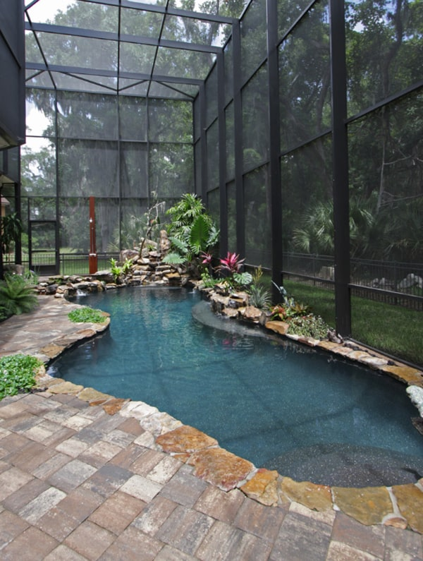 Modern Indoor Pools-11-1 Kindesign