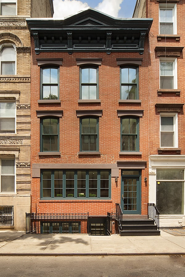featured posts image for Historic NYC townhouse with a modern urban edge