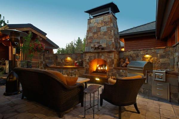 North Rim Residence-Mount Bachelor Design Studio-03-1 Kindesign