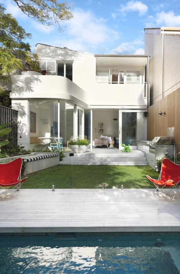 featured posts image for Beautifully renovated terrace house in Australia