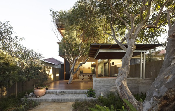 featured posts image for Plywood beach house sanctuary on Bondi Beach, Australia