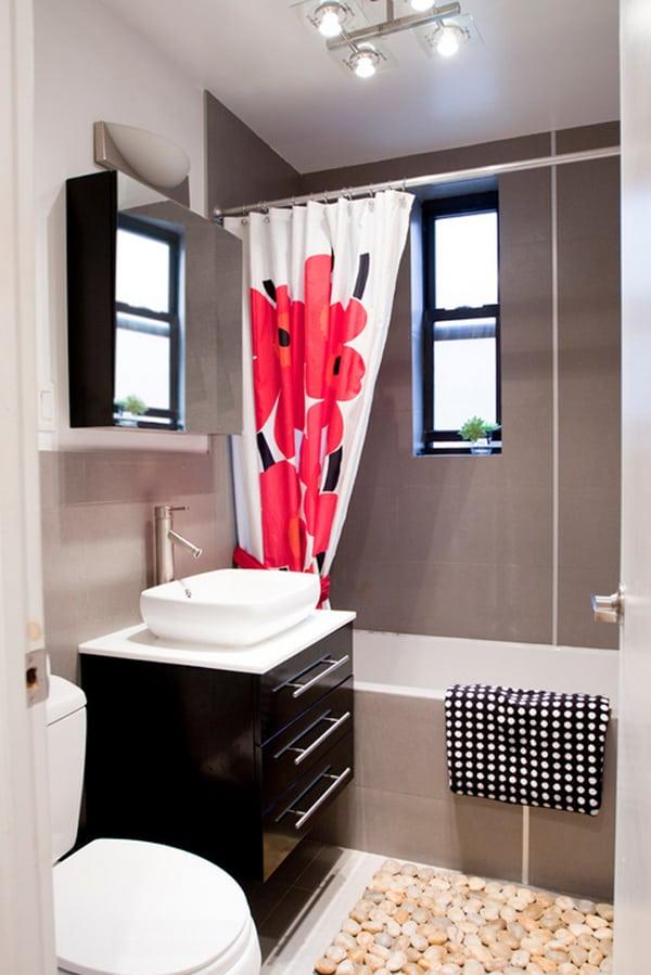 40 Stylish and functional small bathroom design ideas on Bathroom Ideas For Apartments  id=93174