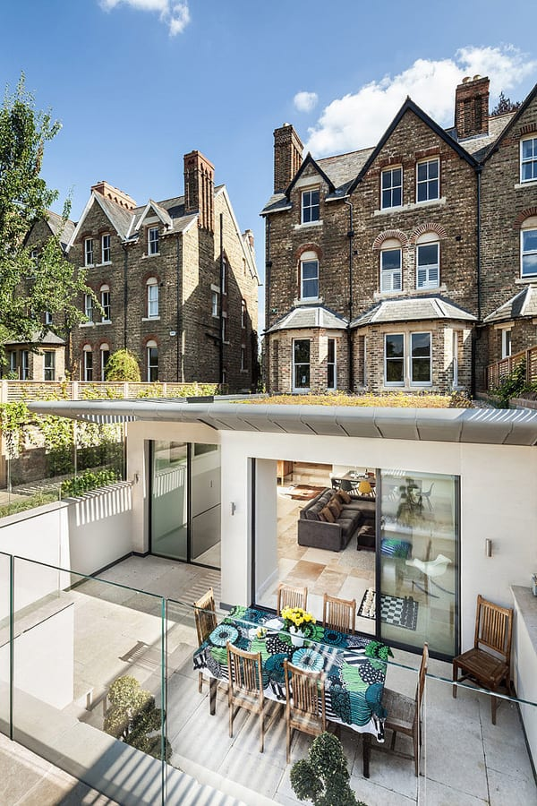 featured posts image for Renovation and extension to Victorian townhouse in Oxford