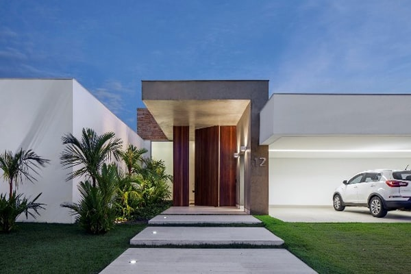 featured posts image for Elegant and functionally designed TB House in Brazil