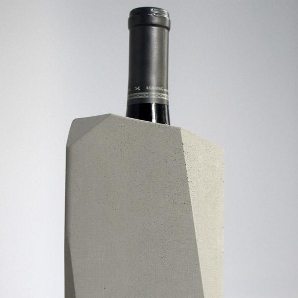 IntoConcrete-Corvi Concrete Wine Cooler-10-1 Kindesign