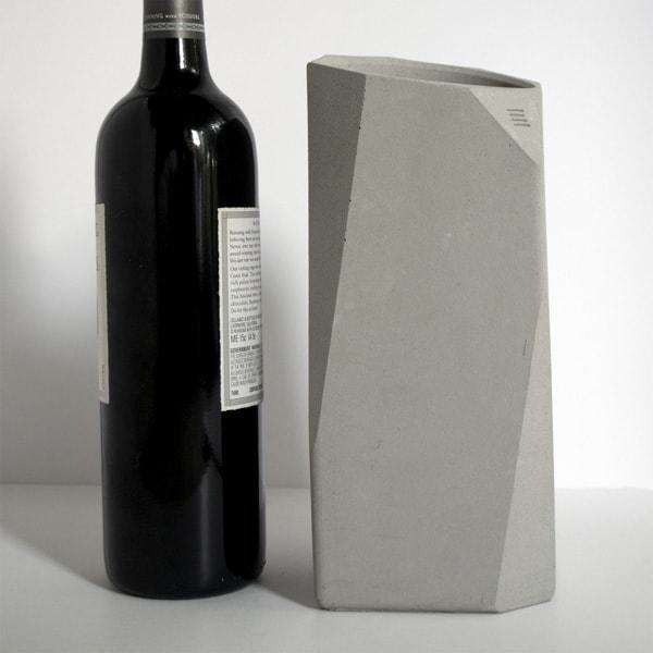 IntoConcrete-Corvi Concrete Wine Cooler-11-1 Kindesign