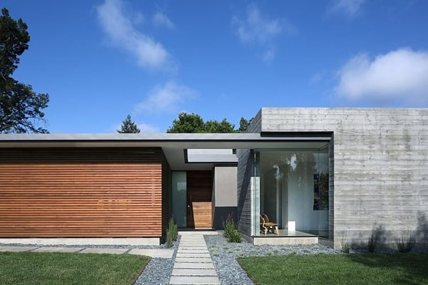 featured posts image for MODECO Residence in Los Altos by Modern House Architects