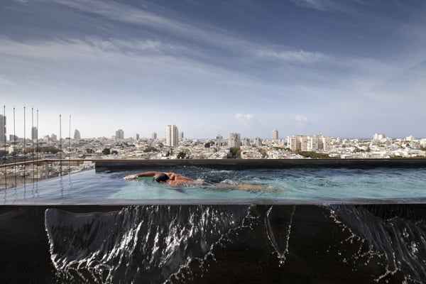 Open and Transparent to The City-Pitsou Kedem Architects-05-1 Kindesign
