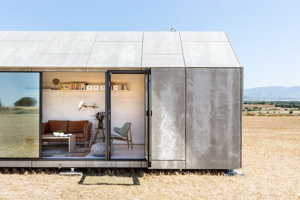 featured posts image for Prefab Portable Home ÁPH80 in Spain by ÁBATON