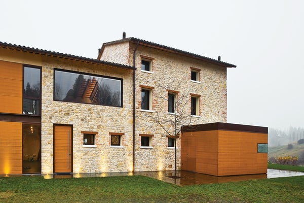 Private House in the Foothills-Caprioglio Associati Architects-01-1 Kindesign