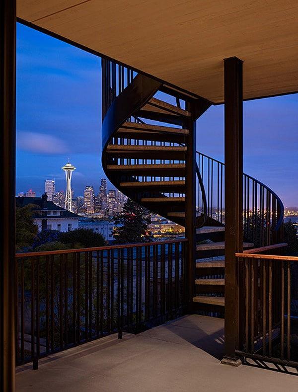 Queen Anne Hill Residence