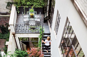 Striking Eight Story Townhouse in the Upper East Side, NY