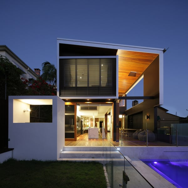 Browne Street House-Shaun Lockyer Architects-01-1 Kindesign