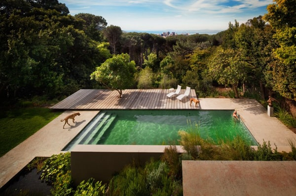 featured posts image for Gubbins House entrenched in fabulous gardens in Cape Town