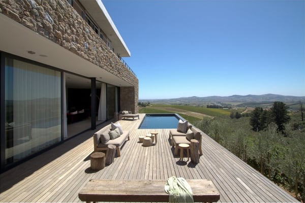 featured posts image for Stunning Hillside House in South Africa by GASS Architecture