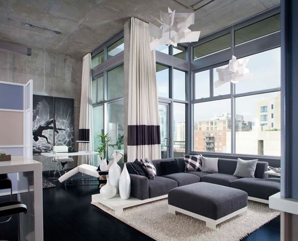 Industrial Living Rooms-20-1 Kindesign