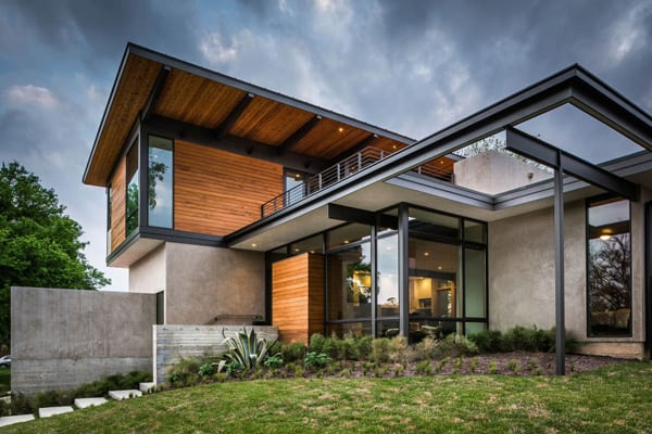 Barton Hills Residence-A Parallel Architecture-02-1 Kindesign