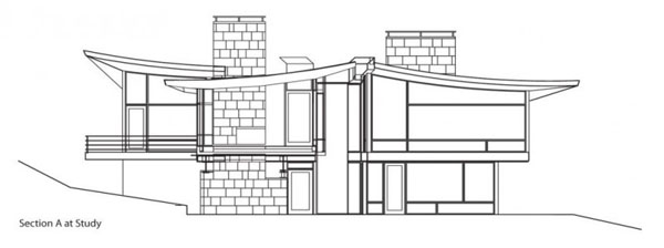 Blue Ridge Residence-Voorsanger Architects-16-1 Kindesign