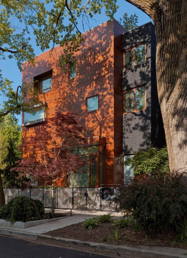 Chicago Residence-Dirk Denison Architects-03-1 Kindesign