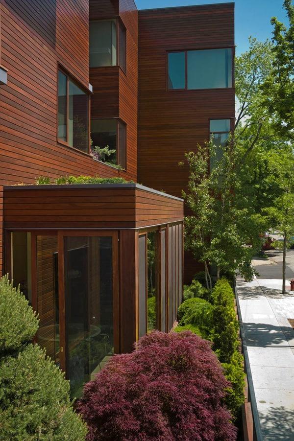 Chicago Residence-Dirk Denison Architects-05-1 Kindesign