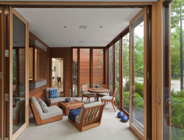 Chicago Residence-Dirk Denison Architects-14-1 Kindesign