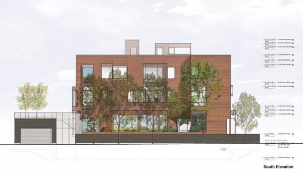 Chicago Residence-Dirk Denison Architects-24-1 Kindesign