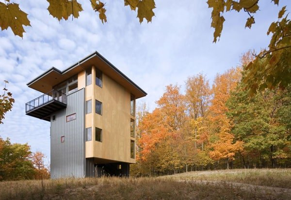 Glen Lake Tower-Balance Associates Architects-05-1 Kindesign