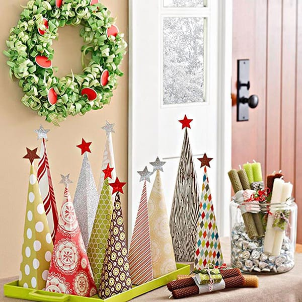 Christmas Decorating Ideas for Small Spaces-07-1 Kindesign
