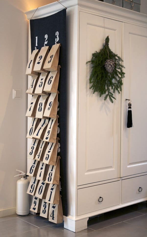 Christmas Decorating Ideas for Small Spaces-11-1 Kindesign