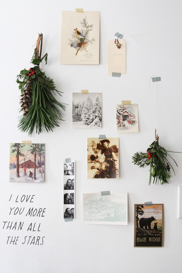 Christmas Decorating Ideas for Small Spaces-16-1 Kindesign