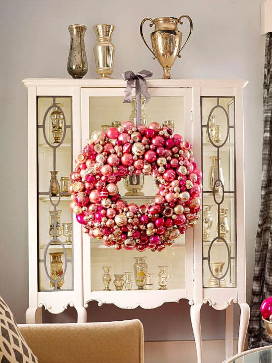 Christmas Decorating Ideas for Small Spaces-19-1 Kindesign