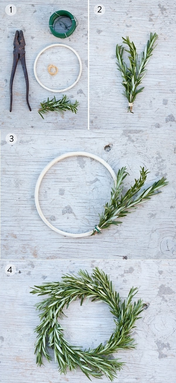 Christmas Decorating Ideas for Small Spaces-21-1 Kindesign