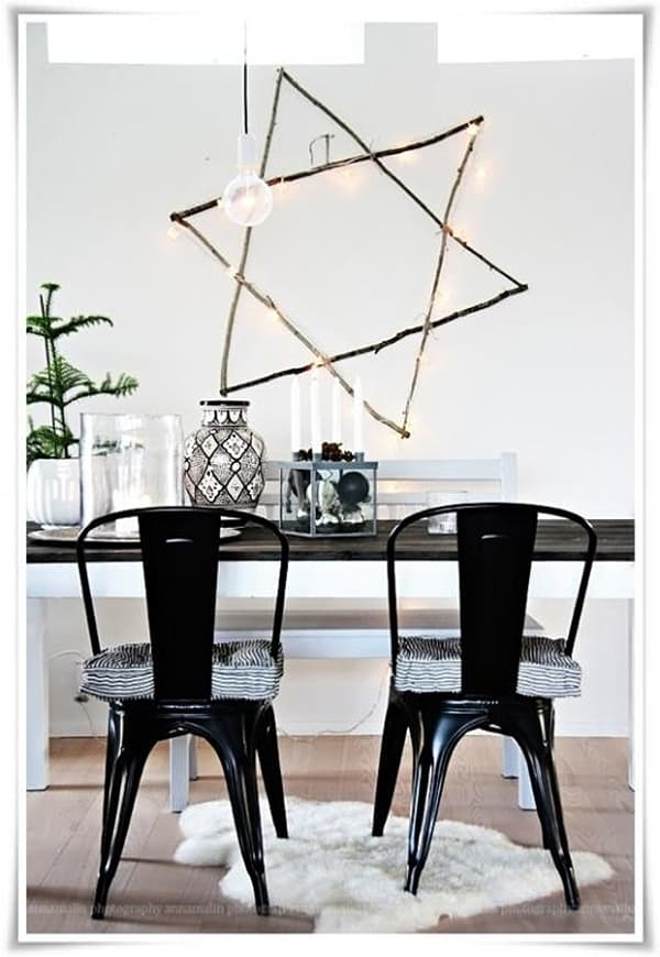 Christmas Decorating Ideas for Small Spaces-22-1 Kindesign
