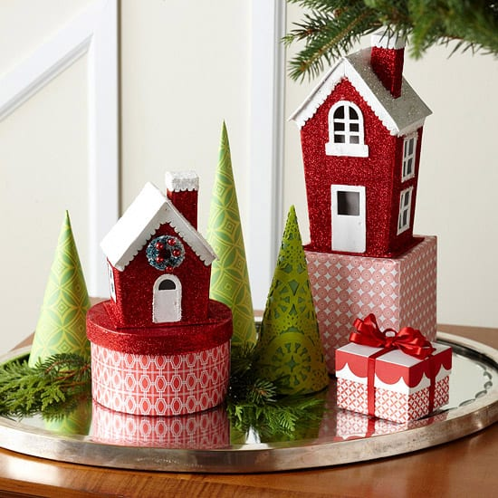 Christmas Decorating Ideas for Small Spaces-25-1 Kindesign