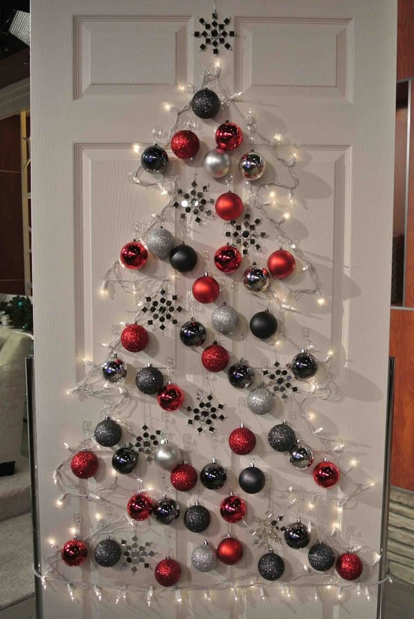 Christmas Decorating Ideas for Small Spaces-27-1 Kindesign