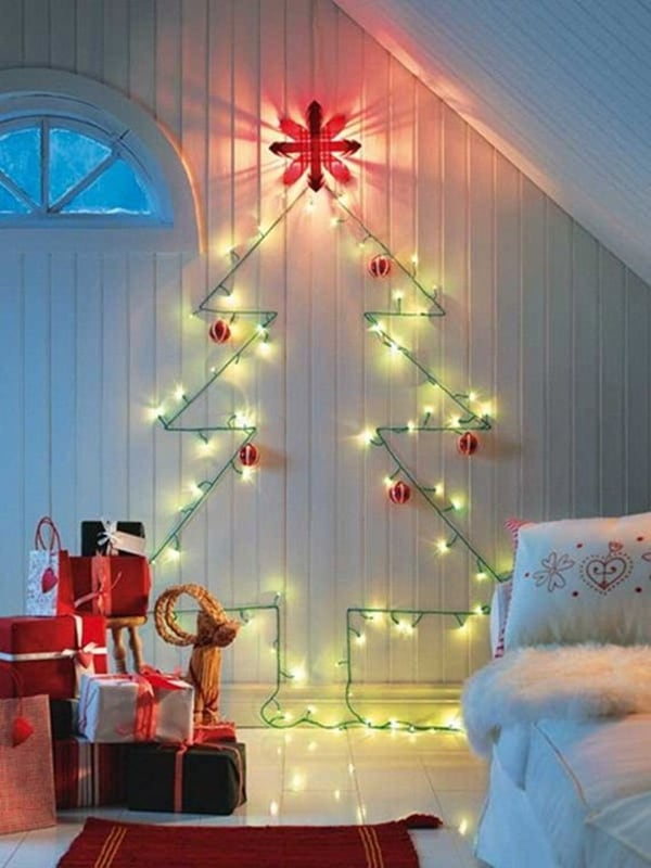 Christmas Decorating Ideas for Small Spaces-31-1 Kindesign