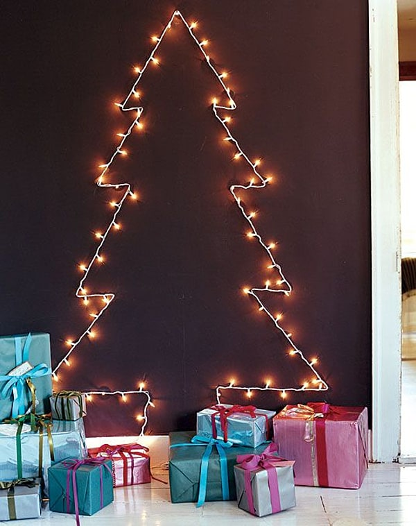 Christmas Decorating Ideas for Small Spaces-38-1 Kindesign