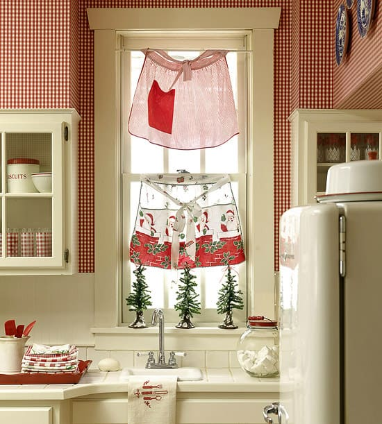 Christmas Decorating Ideas for Small Spaces-40-1 Kindesign