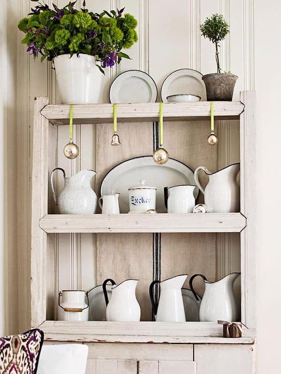 Christmas Decorating Ideas for Small Spaces-41-1 Kindesign