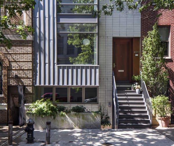 State Street Townhouse-Ben Hansen Architect-02-1 Kindesign