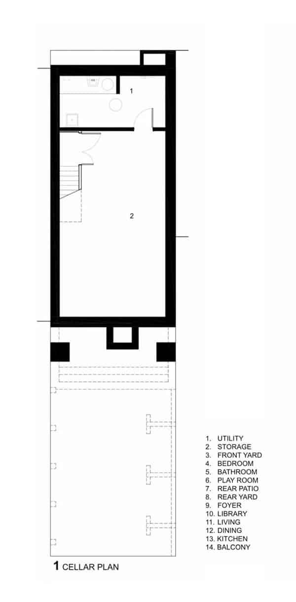 State Street Townhouse-Ben Hansen Architect-17-1 Kindesign