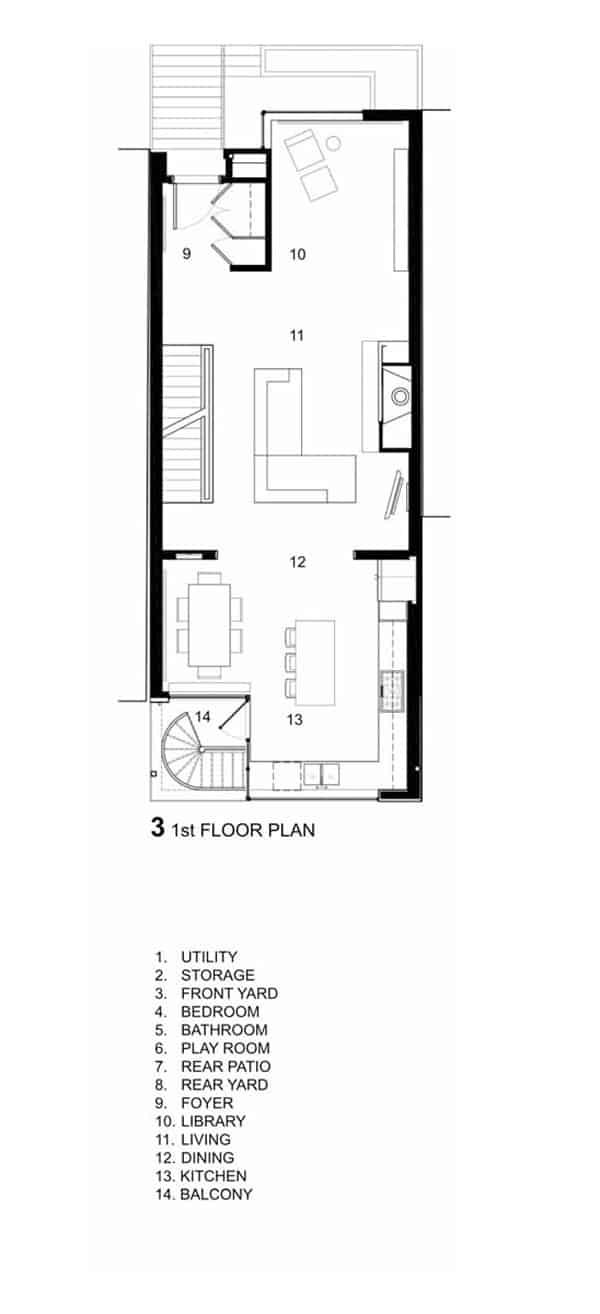 State Street Townhouse-Ben Hansen Architect-19-1 Kindesign